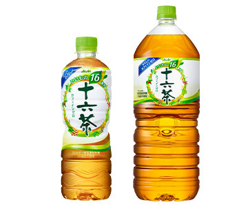~いいものだけを16素材厳選した、健康ブレンド茶~「アサヒ 十六茶」2月4日(火)リニューアル発売!