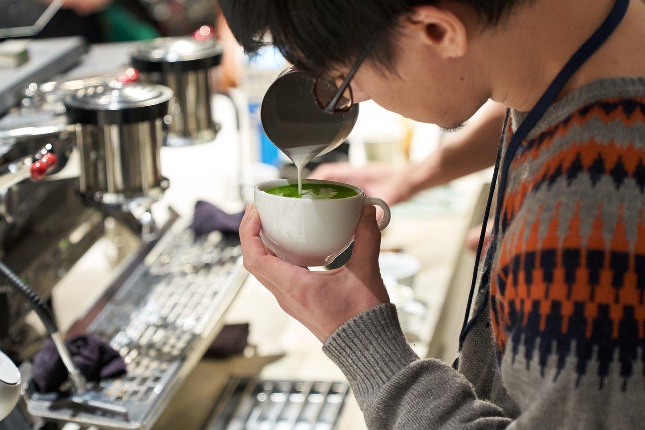 """日本で唯一の抹茶ラテアート大会""""Japan Matcha Latte Art Competition 2020"""" 競技バリスタの募集を開始!"""