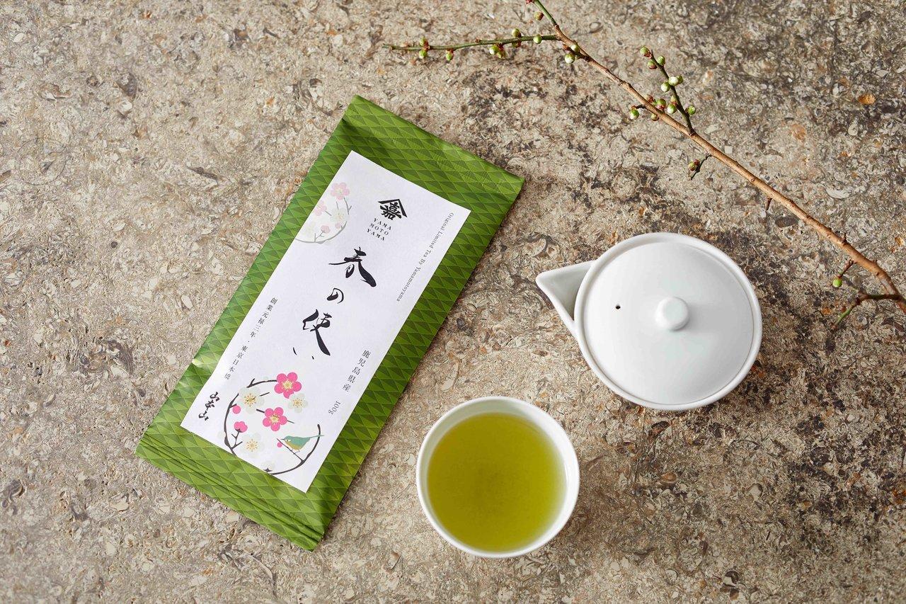 山本山、立春の限定煎茶『春の使い』を発売 爽やかさにこだわった、春の訪れを感じる限定茶を2月4日(火)より販売開始