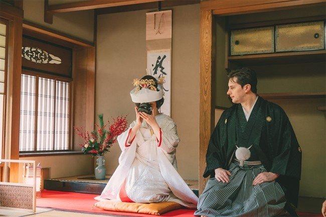 新しい和婚スタイル「茶婚式」。茶の湯の精神を取り入れた和婚サービス開始