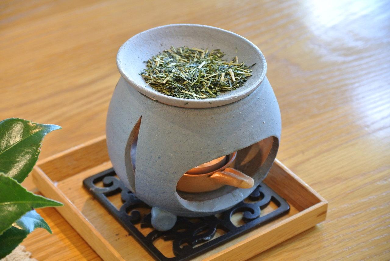 茶香炉でリラックスしよう