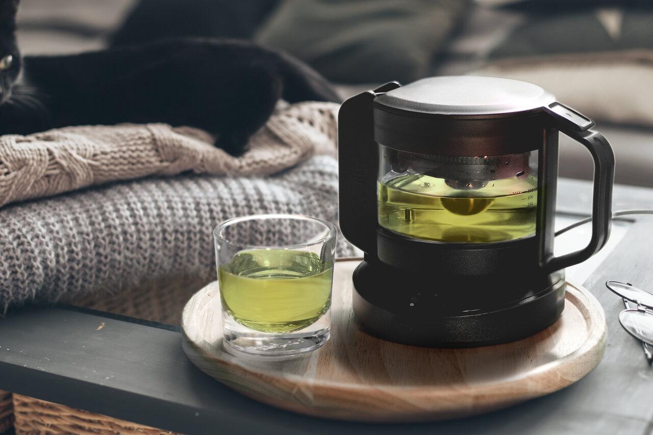 LOAD&ROAD、茶葉の魅力を最大限に引き出す独自の抽出テクノロジーと世界初の「パーソナライズ抽出機能」を実現したスマートティーポット「teplo ティーポット」発売