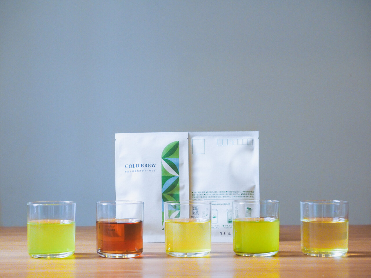 5種類のお茶から自由に選べる!離れた人との距離を縮める、お茶×はがきの新ギフト「選べる伊勢茶はがき」販売開始