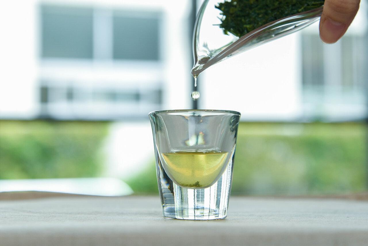 日本茶離れに歯止めをかける!「テレワーク疲れ」を癒す新たな日本茶の楽しみ方、お家で楽しめる日本茶エスプレッソ