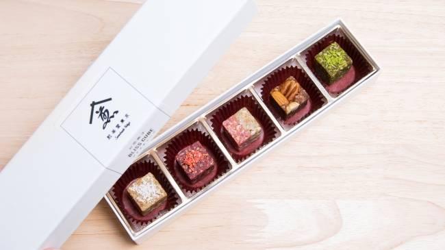 銀座「煎茶堂東京」から、カカオやドライフルーツを使用した、砂糖・乳製品不使用&グルテンフリーのバレンタイン限定スイーツが登場!