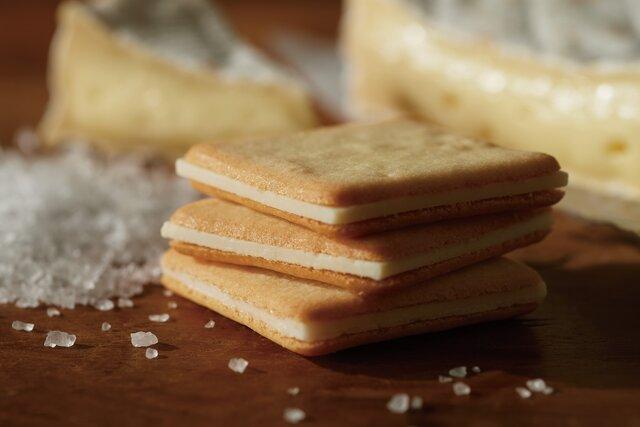ソルト&カマンベールクッキー