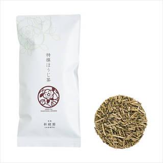 高級な白折茶を使った「特撰ほうじ茶80g」 (304)