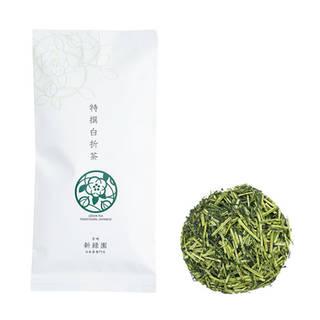 白折茶は根強いファンが多く、大量買いされるお客様もいま...