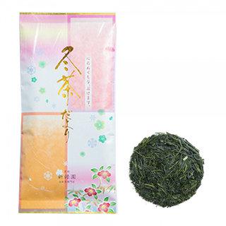 心温まる冬限定の味わい「冬茶だより」。春の深蒸し1番茶...