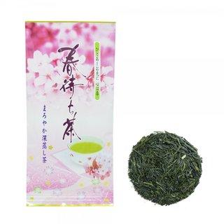 春待ち茶 100g 美味しい日本茶・緑茶のお取り寄せ・通販|専門店 新緑園 (4406)