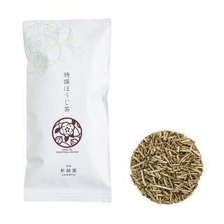 特撰ほうじ茶80g【HJ7】 美味しい日本茶・緑茶のお取り寄せ・通販 新緑園 (8907)