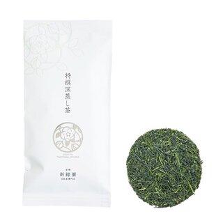 特撰深蒸し茶100g 【FM12】美味しい日本茶・緑茶のお取り寄せ・通販 新緑園 (9521)