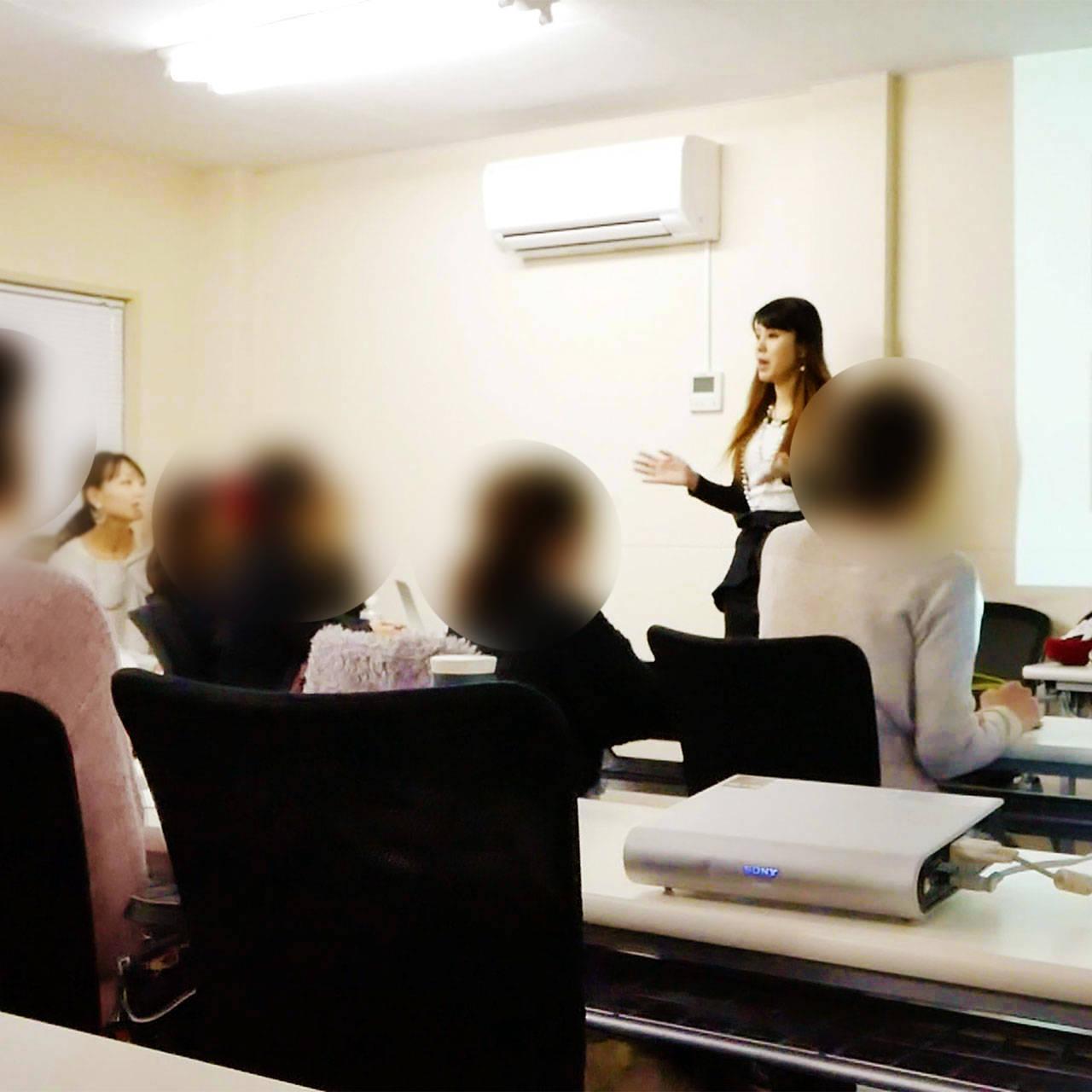 【+genic主催】第一回SNS活用&収益化セミナーが開催されました!(12/19)