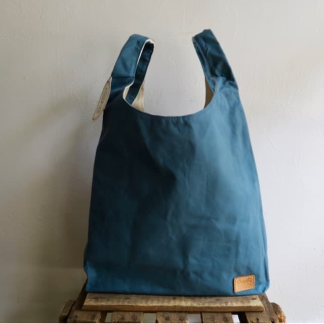 Paraffin Canvas Tote Bag (B...