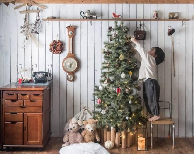 クリスマスの準備はできてる!?クリスマスグッズもたくさんのインテリアカテゴリからピン付投稿をご紹介!