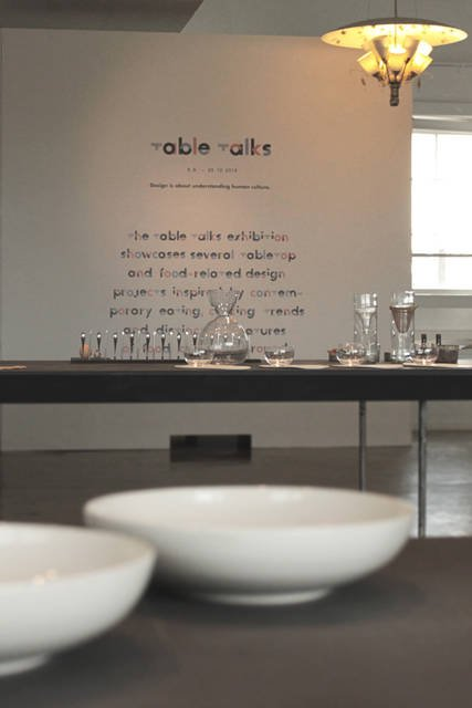 Table Talks Exhibition at D...