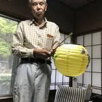 昔は当たり前にいた『蛍』をもう一度。 奈良本ホタルの会 木村明良さん