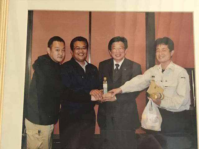 若旦那3人衆と静岡県知事