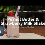 ディズニー・パークの冷たいミルクシェイク、レシピ公開