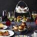 """世界 3 大珍味""""キャビア・フォアグラ・トリュフ""""を贅沢に使用したスペシャルハイティー「プレミアムイブニングハイティー」を 7 月 16 日よりスタート"""