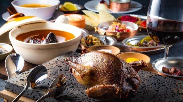 """日本初""""鳩肉専門店"""" 『鳩肉屋』が赤坂にグランドオープン スーパーフードとして注目の""""鳩肉""""をオリエンタル料理と共に楽しむ隠れ家レストラン"""