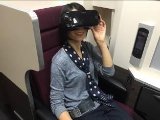 VR 視聴イメージ