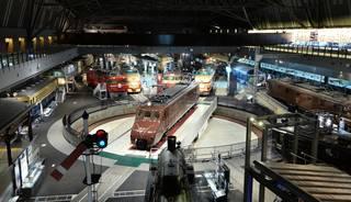 鉄道博物館 開館10周年記念イベント