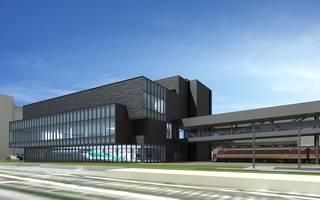 鉄道博物館新館オープン!