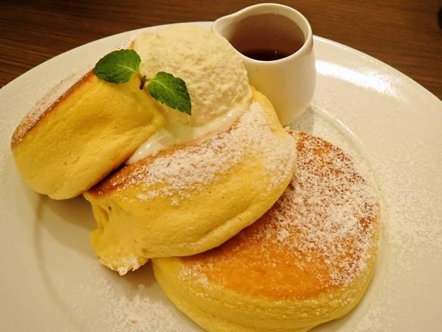 幸せのパンケーキ 価格:1,100円(税込)