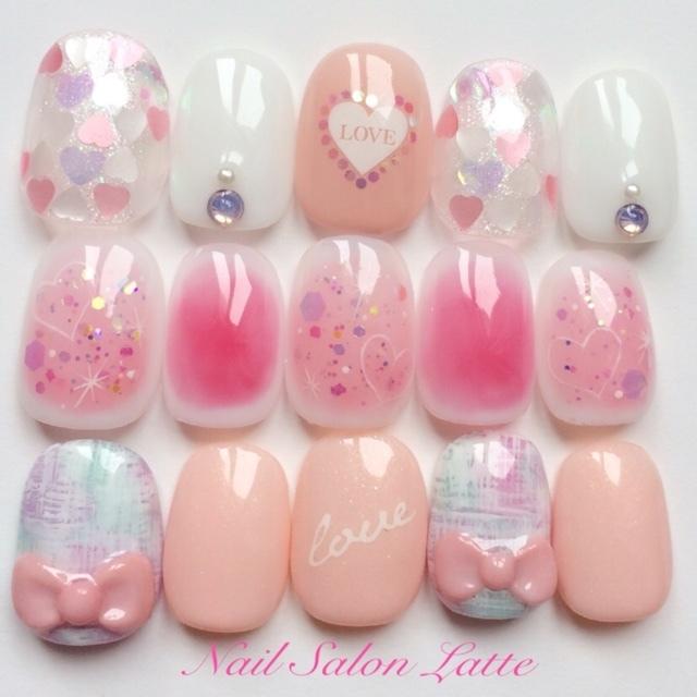 やっぱりピンクがかわいい!!