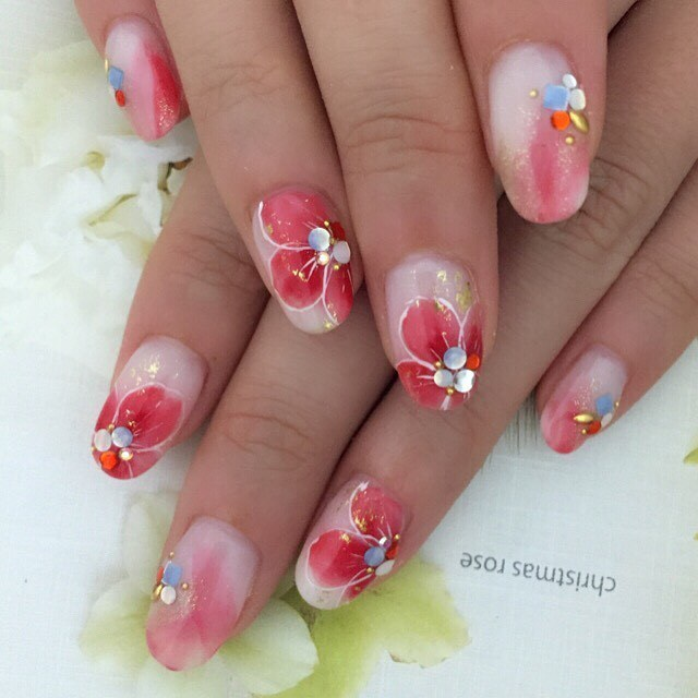 Nail salon June.さん(@june2014nail) • Instagram写真と動画 (2312)