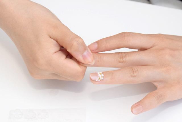 ネイルチップのつけ方 - ネイルチップ(つけ爪)専門店ミチネイル (4135)