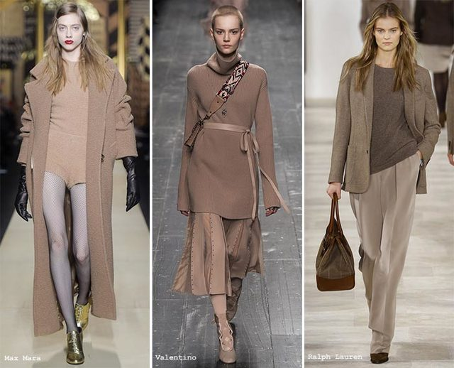 Fall/ Winter 2016-2017 Color Trends | Fashionisers (11141)