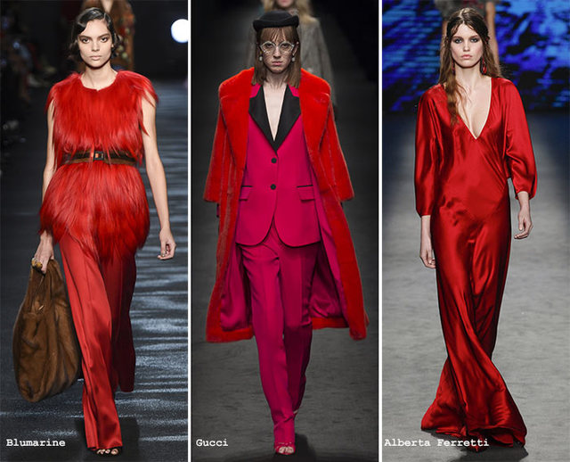 Fall/ Winter 2016-2017 Color Trends | Fashionisers (11150)