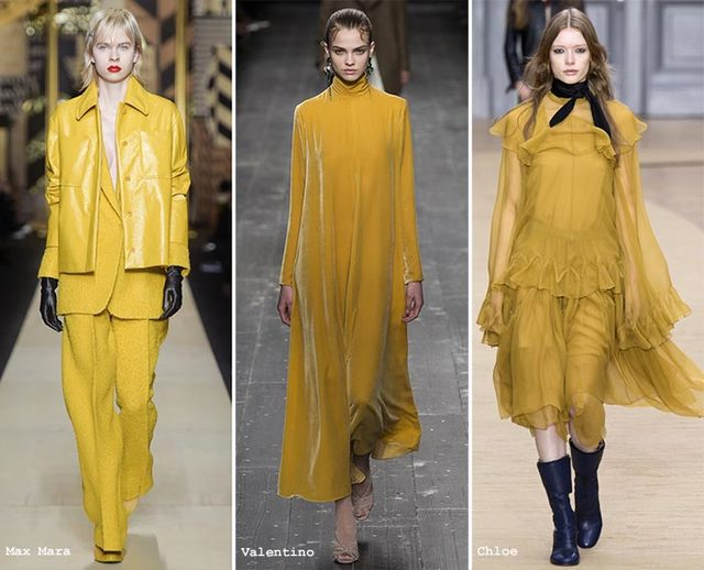 Fall/ Winter 2016-2017 Color Trends | Fashionisers (11152)