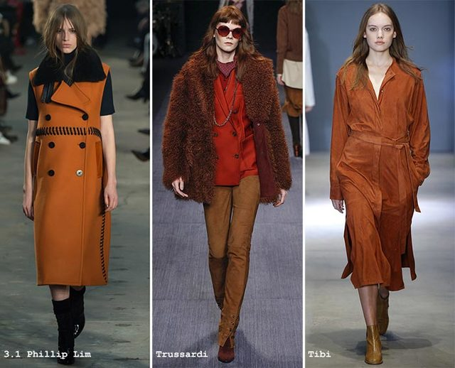 Fall/ Winter 2016-2017 Color Trends | Fashionisers (11154)