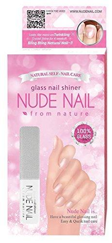 グラス ネイルシャイナー NUDE NAIL