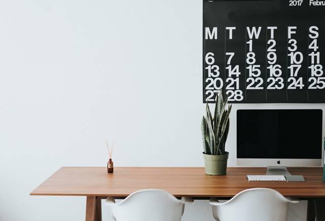 Clean minimalist office   HD photo by Roman Bozhko (@romanbozhko) on Unsplash (31284)