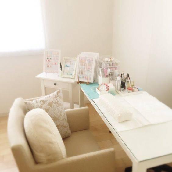 nailsalon flower フラワー 井土ヶ谷のネイルサロン ネイルブック in 2019   ネイル   Nail station, Salons, Manicure (38007)