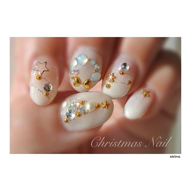輝きに願いを♡ホワイトクリスマス