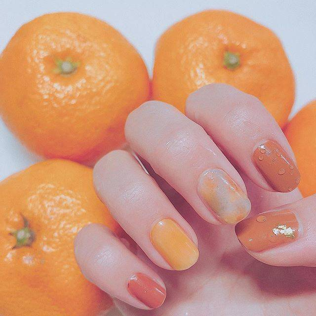 "m i s a k i on Instagram: ""⠀⠀⠀🍊🍊"" (20407)"