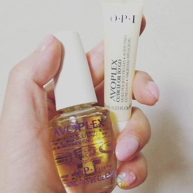 """Masayo on Instagram: """"ジェル💅の持ちが最近悪いので、オイル✨きちんとつけよう✋お家用と携帯用❗これで万全かな😊.#opi #avoplex #アボプレックス #ネイル#ネイルオイル #キューティクルオイル #キューティクルオイルペン"""" (20543)"""