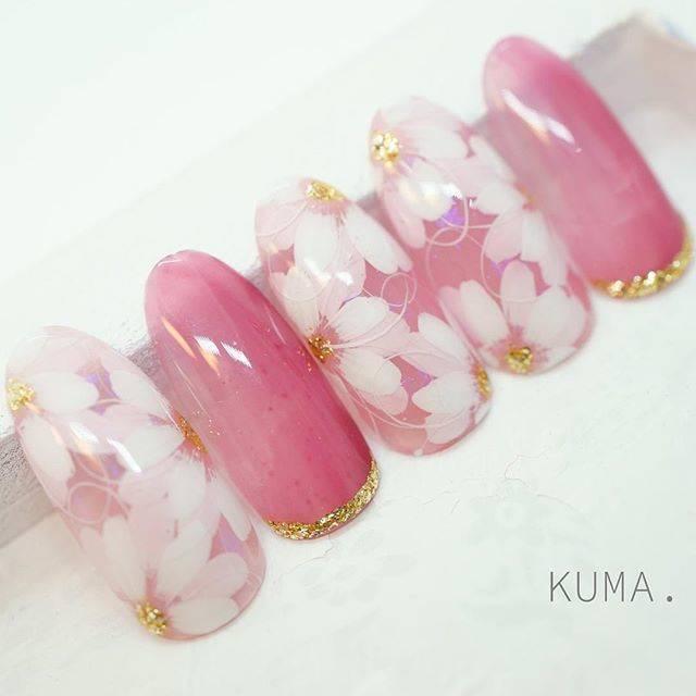 3.桜デザイン