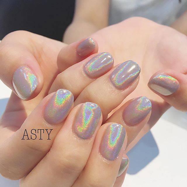"ᴺᴬᴵᴸ 𓂭 ᴱᵞᴱᴸᴬᔆᴴ 𓁺.𝙰𝚂𝚃𝚈 on Instagram: ""しんぷる💓#ユニコーン#ユニコーンネイル#ショートネイル#ジェルネイル#ネイルサロン#伊川谷#明石#神戸#nail#newnail #nails#nailstagram #nailsalon#naildesigns #ASTY"" (37519)"