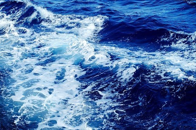 Free stock photo: Wave, Sea, Water, Blue, Surf - Free Image on Pixabay - 1215449 (2775)