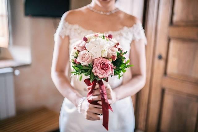 Bridal Bouquet Wedding - Free photo on Pixabay (30022)
