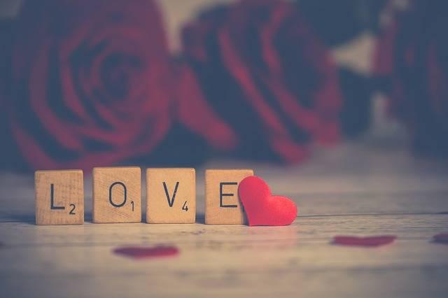 Love Valentine Heart In - Free photo on Pixabay (33384)