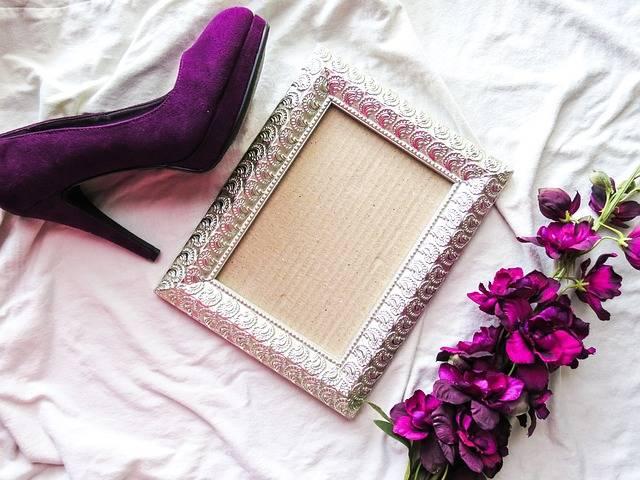 Purple Heels Shoes - Free photo on Pixabay (36760)