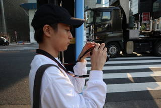 Da-iCE和田颯が東京女子流庄司芽生を撮影したら背景が?【avex写真部 特別レッスン実践編】