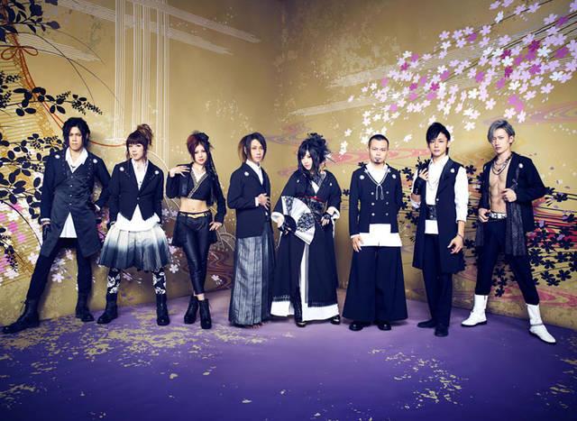 和楽器バンド「千本桜」のミュージックビデオが7,000万再生突破! 日本最古の博物館、東京国立博物館での初フリーライブも決定!!